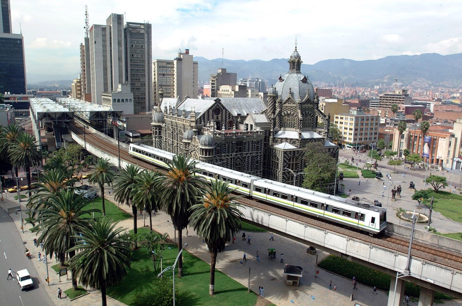 Visita de Papa Francisco en Medellin